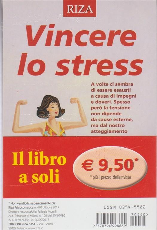 RIZA - Vincere lo Stress