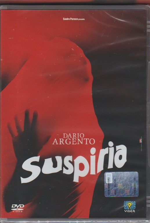 DVD Suspiria - un film di Dario Argento