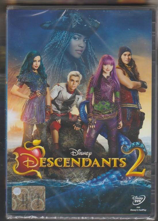 DVD - Disney Descendants 2 - Regista: Kenny Ortega