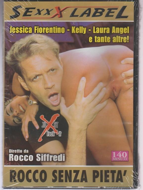 DVD XXX - Rocco senza pietà - diretto da Rocco Siffredi
