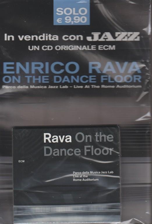 CD - Enrico Rava: On the dance floor -Parco della musica Jazz Lab By Musica JAZZ