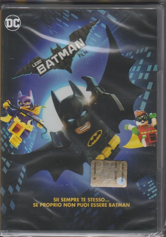 DVD - Lego Batman - Sii te stesso... se proprio non puoi essere Batman