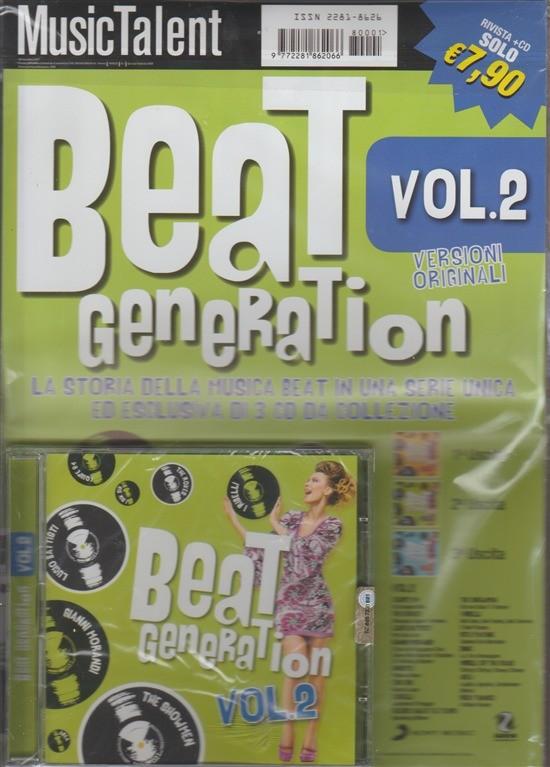 Music Talent Var.06 - Cd - Beat Generation
