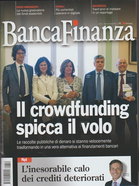 Il Giornale della Banca e della Finanza - mensile n. 10 Settembre 2017