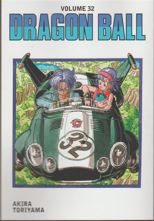 Manga: Dragon Ball n. 32 - by la Gazzetta dello Sport