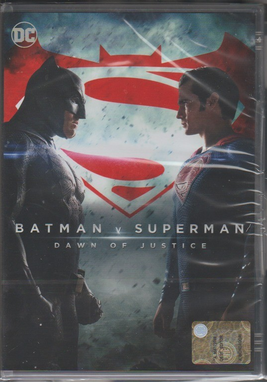 DVD - Batman Vs Superman: dawn of justice - Regista: Zack Snyder
