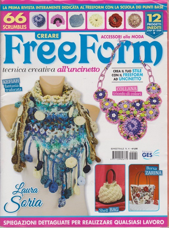 Creare Free Form N 4 Bimestrale Tecnica Creativa All
