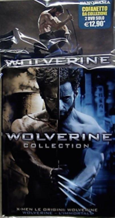 Wolverine - L'Immortale + X Men Le Origini Wolverine (Cofanetto 2 DVD Panorama)