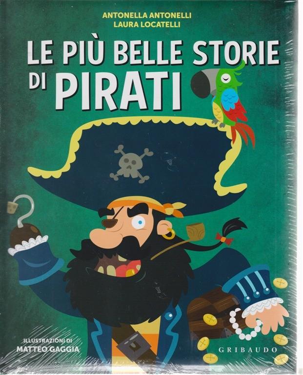 I Libri Di Donna Moderna - Le più belle storie di pirati - n. 8 - settimanale - novembre 2018