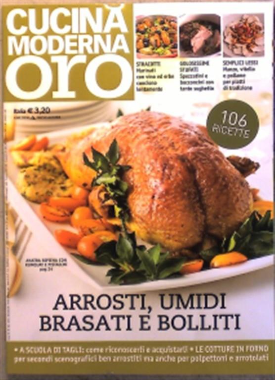 Cucina Moderna Oro.Cucina Moderna Oro Novembre 2016 N 126 Arrosti Umidi