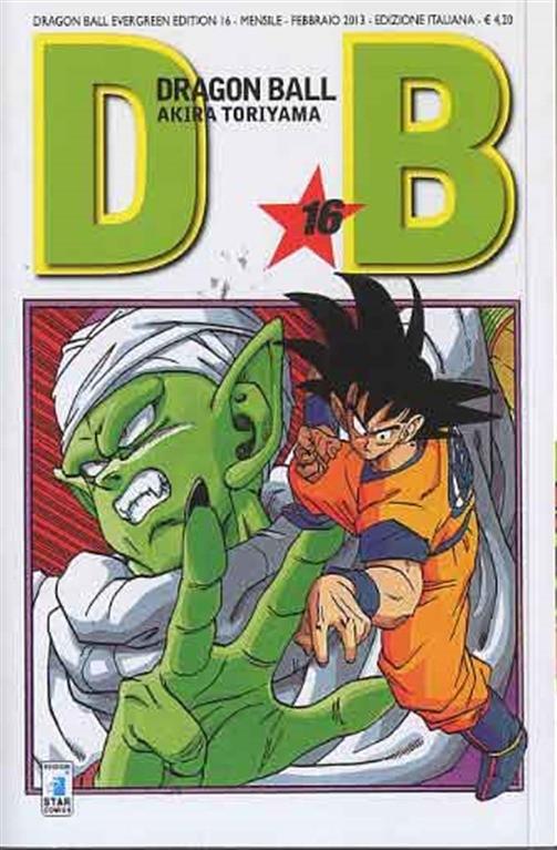 Dragon Ball Evergreen - N° 16 - Dragon Ball Evergreen Edition - Star Comics