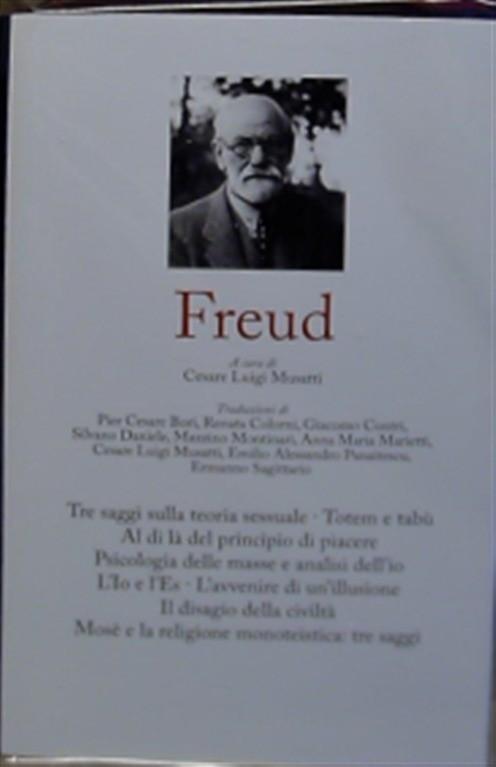 i Grandi Filosofi vol.16 - Freud - ed. RBA Italia