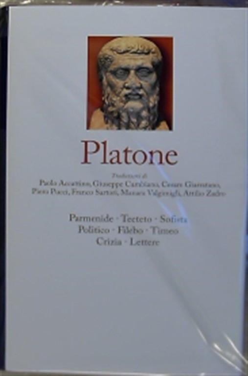 i Grandi Filosofi vol.19 - Platone III - ed. RBA Italia