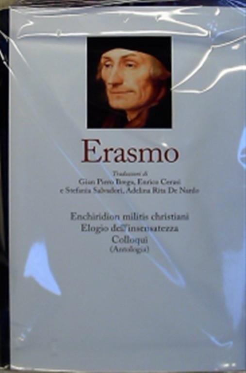 i Grandi Filosofi vol.22 - Erasmo - ed. RBA Italia