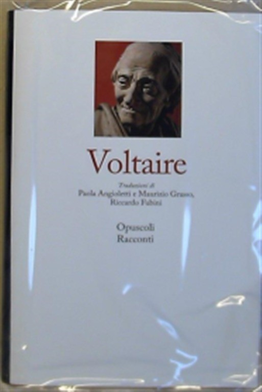 i Grandi Filosofi vol.23 - Voltaire II - ed. RBA Italia
