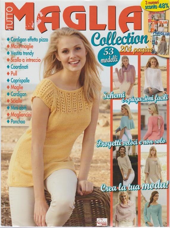 In Edicola Maglia.Tutto Maglia Anthology N 22 Bimestrale Aprile Maggio