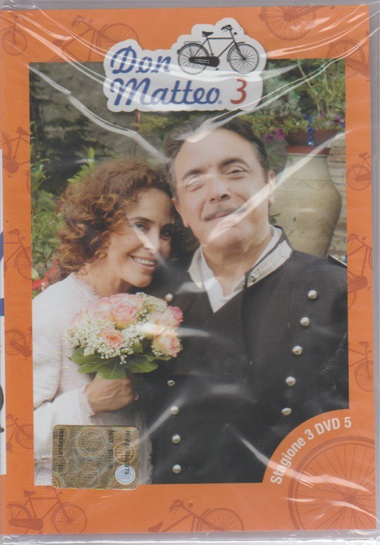 I Dvd Di Sorrisi Spe - Don Matteo - 15 Dvd . Don Matteo 3 con Terence Hill