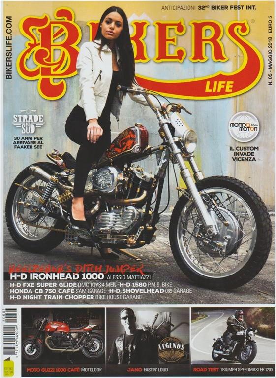 Bikers Life n. 5 - maggio 2018 -