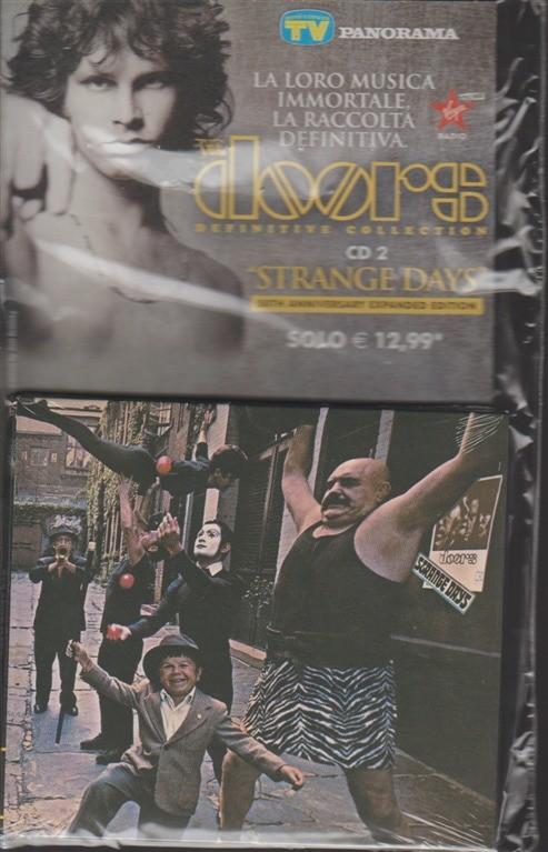Cd Musicali Di Sorrisi cd 2 The doors . Strange days. 27 /4/2018