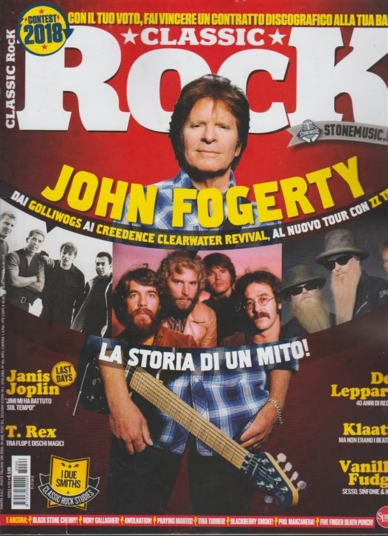 Classic Rock n. 66 - mensile - maggio 2018