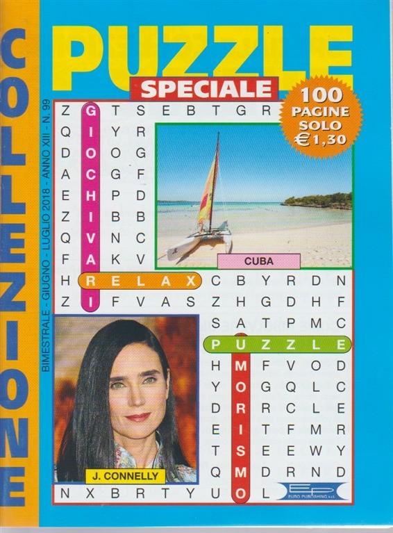 Speciale Collezione Puzzle n. 99 - bimestrale - giugno - luglio 2018