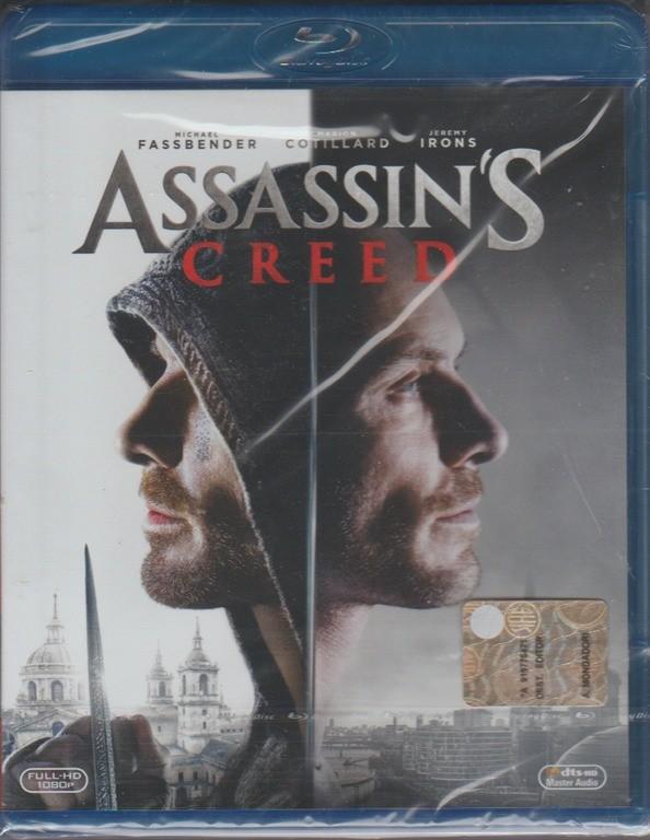 Blu-ray Disc - Assassin's Creed-un'avventura incredibile...