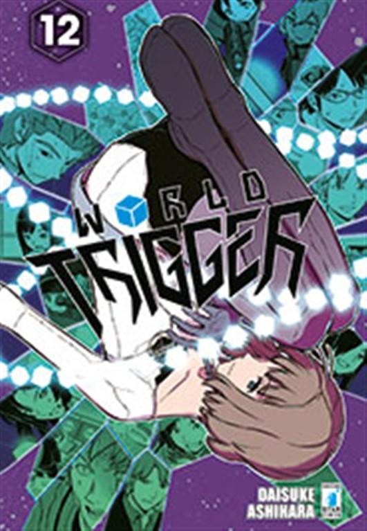 Manga: WORLD TRIGGER #12 - Star comics collana Stardust #63
