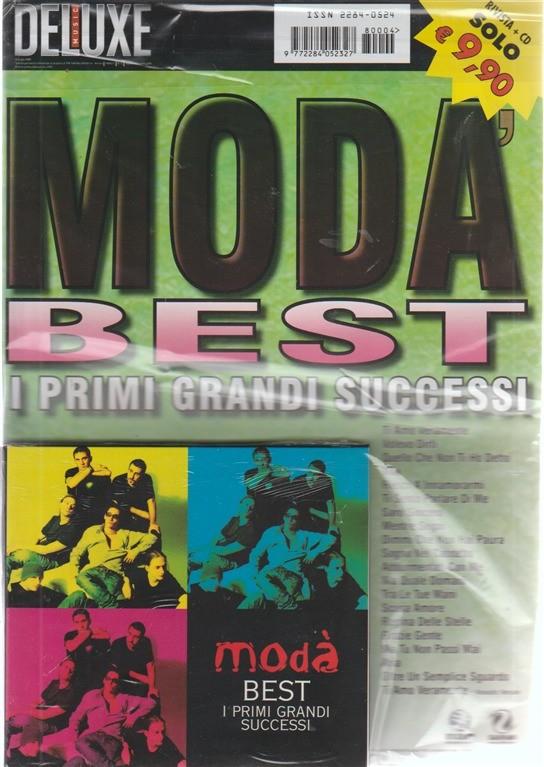 Deluxe music - Modà best i primi grandi successi - rivista + cd