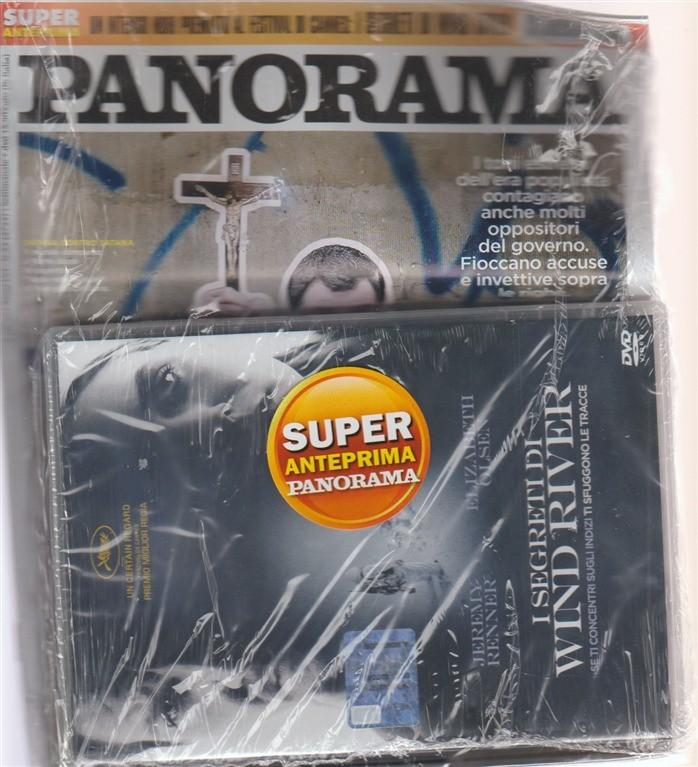 Panorama Dvd - I Segreti Di Wind River - n. 33 - 2 agosto 2018 - settimanale -