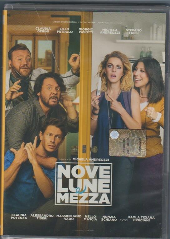 DVD - Nove Lune e Mezza - un film di Michela Andreozzi