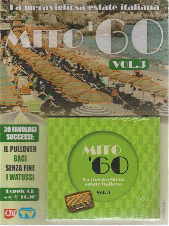 La meravigliosa estate italiana mito 60 volume 3 doppio cd
