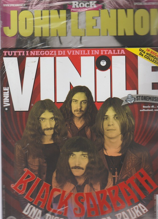Vinile - + Classic rock presenta John Lennon - n. 15 - bimestrale - settembre - ottobre 2018 -