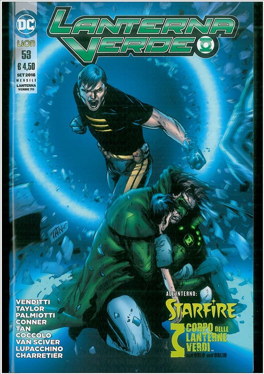 Lanterna Verde #53 (75) - DC Comics Lion
