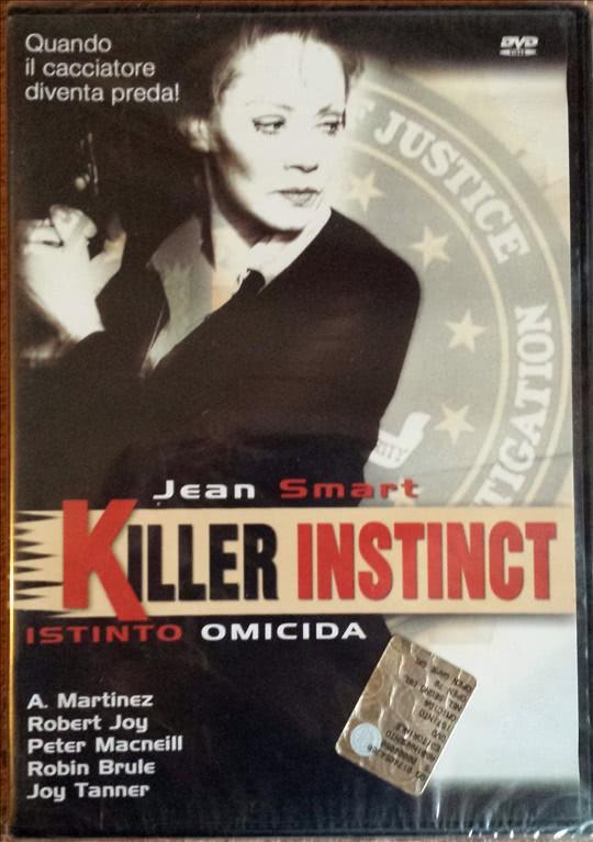Killer instinct istinto omicida - Jean Smart - DVD