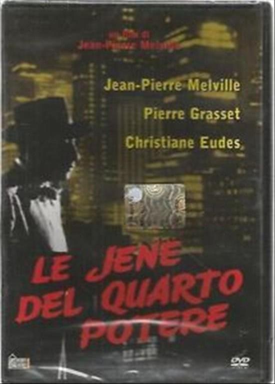 Le Jene Del Quarto Potere - Film DVD Drammatico