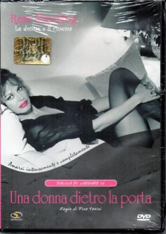 Una donna dietro alla porta - Dalila Di Lazzaro (DVD)