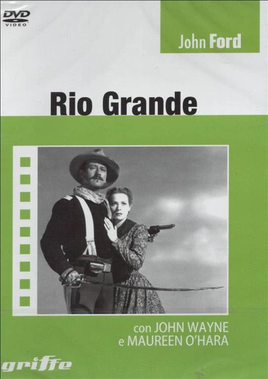Rio Grande - John Wayne, Maureen O'Hara, John Ford (DVD)