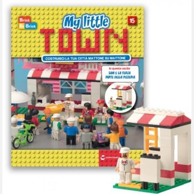 My Little Town Sam E La Terza Parte Della Pizzeria Italiano