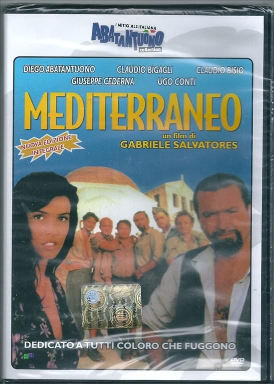 MEDITERRANEO - DIEGO ABATANTUONO.CLAUDIO BISIO (DVD)