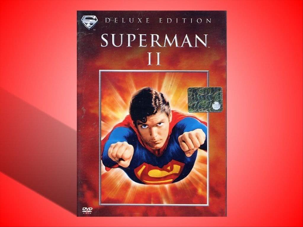 SUPERMAN II DELUXE EDITION DVD