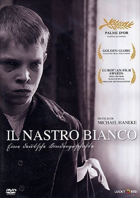 Il Nastro Bianco - Christian Friedel, Leonie Benesch, Ulrich Tukur (DVD)