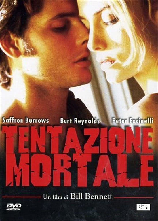 Tentazione Mortale - Peter Facinelli, Saffron Burrows, Mike Starr (DVD)