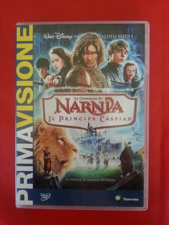 Le Cronache Di Narnia - Il Principe Caspian (DVD)