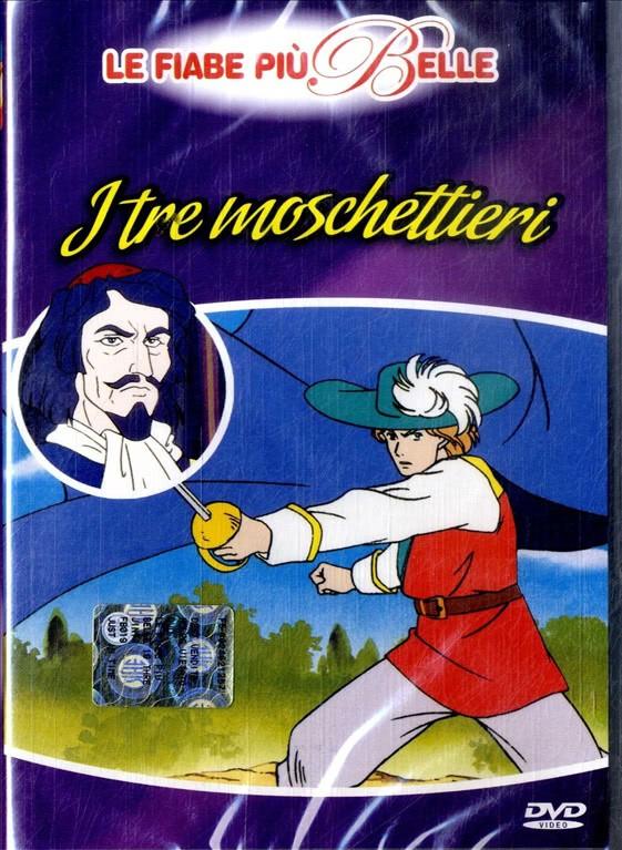 Le Fiabe Più Belle - I tre moschettieri (DVD)