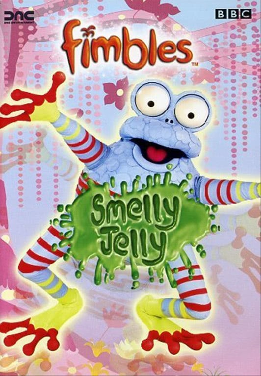 Fimbles - Smelly Jelly (DVD BBC)