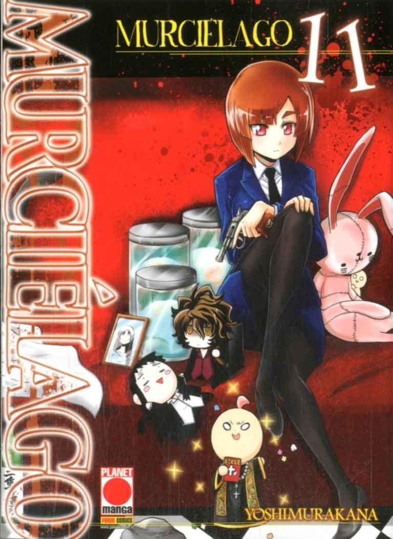 Murcielago - N° 11 - Murcielago - Manga Fiction Panini Comics