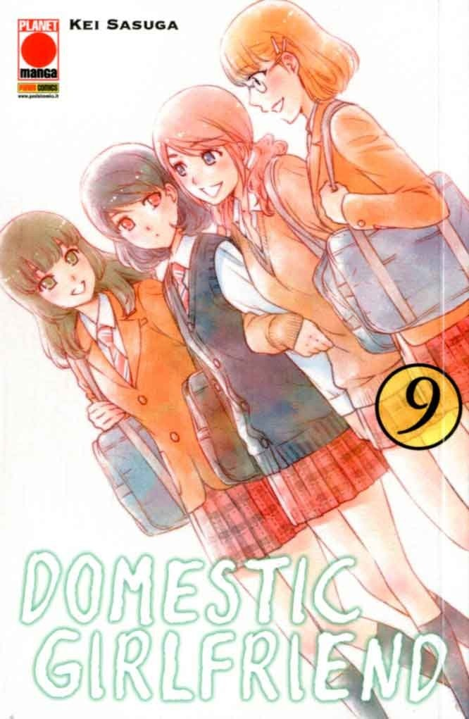 Domestic Girlfriend - N° 9 - Domestic Girlfriend - Panini Comics