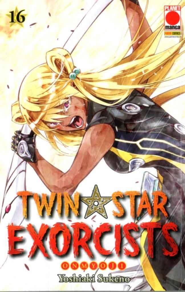 Twin Star Exorcists - N° 16 - Twin Star Exorcist - Manga Rock Panini Comics