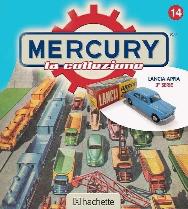Mercury - la collezione uscita 14