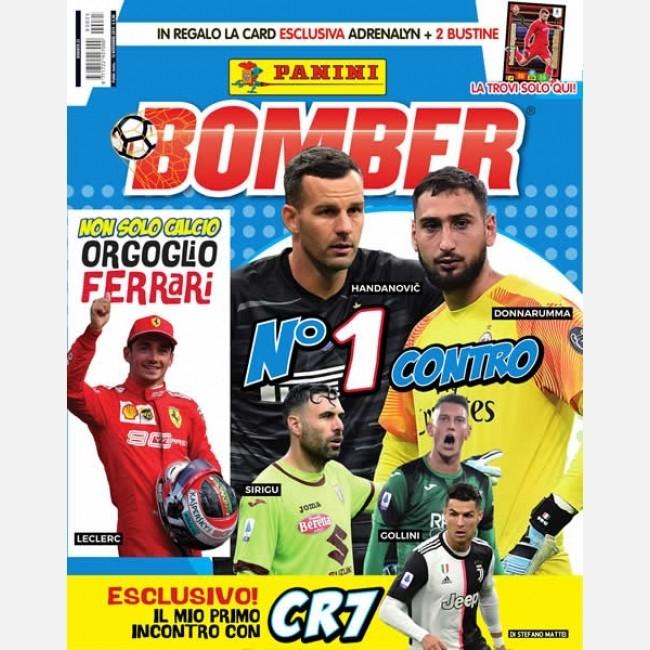 Panini Calciatori Adrenalyn 2019-20 2020 Limited Edition Dragowski BOMBER